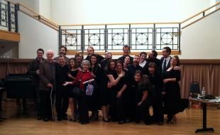 2012 John Duffy Institute participants